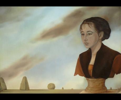 Portrait of Sandrine St Hilaire